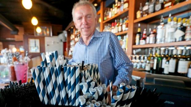 paper straws in Seattle
