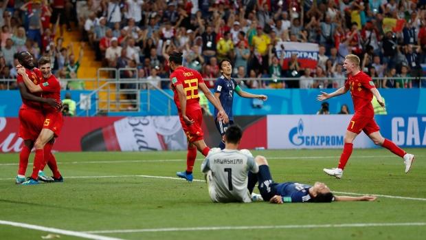 Belgium World Cup