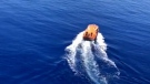 Cruise ship member lost at sea for 22 hours found
