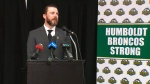 Humboldt Broncos head coach announcement