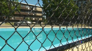 A six-year-old boy died at a St. Leonard pool on Monday July 2, 2018.