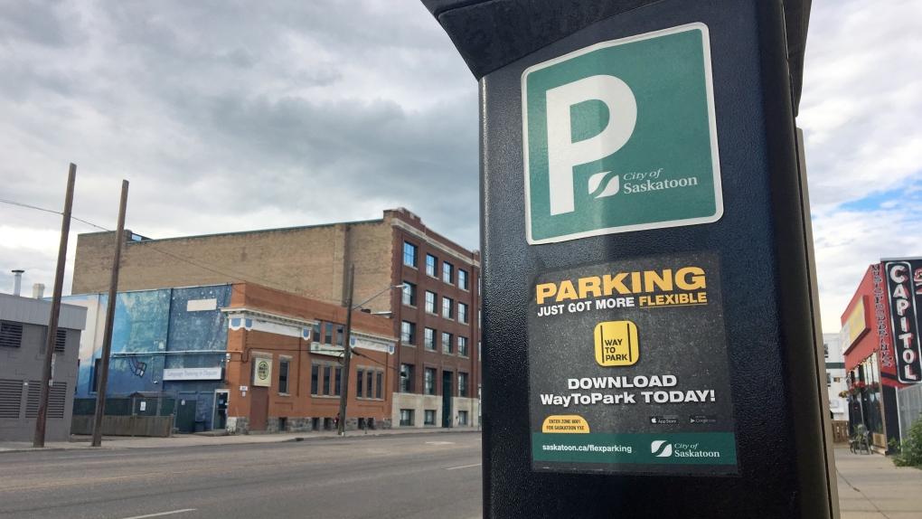 Saskatoon parking - FlexParking