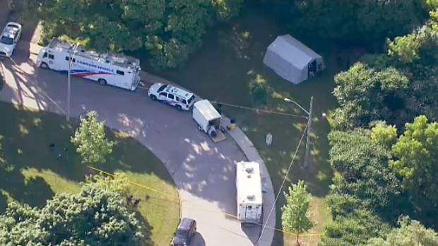 Toronto police continue search at Mallory Crescent property linked to Bruce McArthur