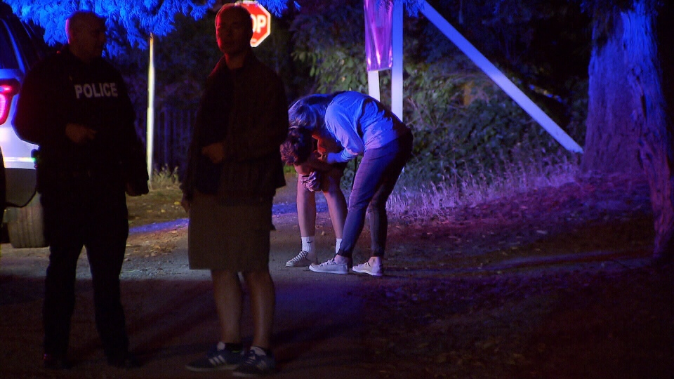 Surrey RCMP is investigating after a teenager was struck and killed by a train near Crescent Beach.