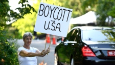 Lornado, July 4, boycott U.S.