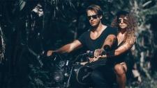 Alexey Lyakh and Megan Scraper