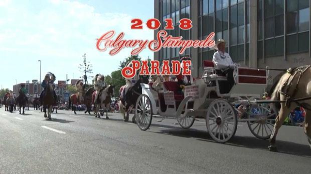 Calgary Stampede Parade 2018 Ctv News