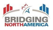 Bridging North America logo