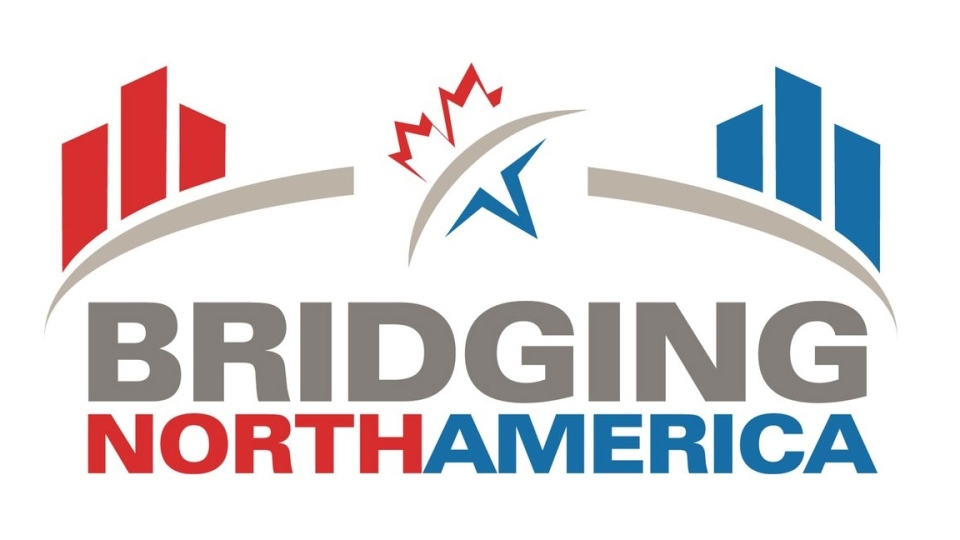 Bridging North America logo (Courtesy of WDBA)
