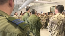 Canadian Forces deploying to Mali