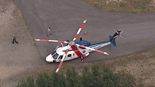Small plane crash in Sechelt