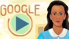 Viola Desmond Google Doodle