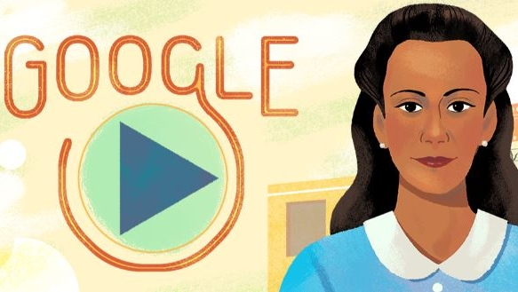 Civil rights pioneer Viola Desmond was celebrated with a Google Doodle slideshow July 6, 2018, on what would have been her 104th birthday. (Google)