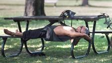 Montreal heatwave