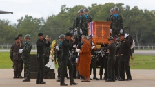 Thai Navy Seal diver dies
