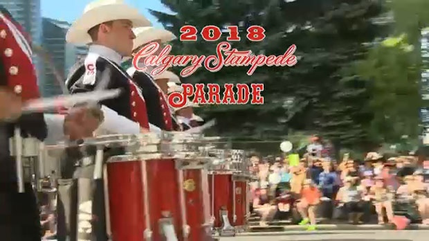 2018 Calgary Stampede Kicks Off With Annual Parade Ctv