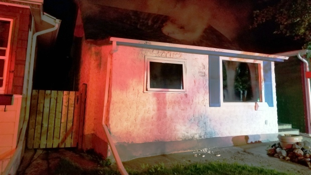 July 6 house fire