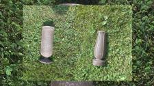 Vases Stolen