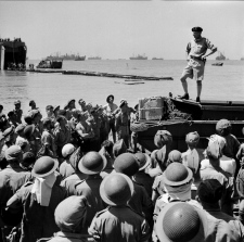 Sicily, Italy; July 11,1943