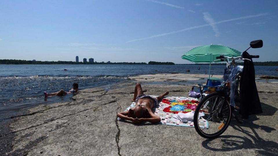 Quebec heatwave