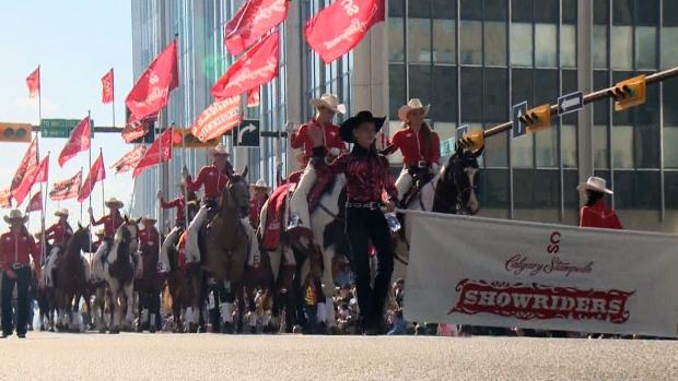 2018 Calgary Stampede Parade Part One Ctv News