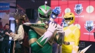 What's On: Comiccon cosplay