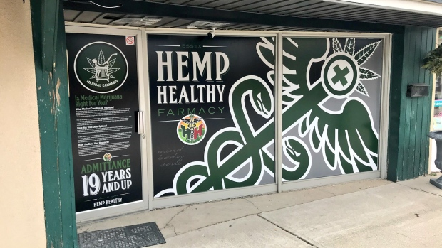 Hemp Healthy Farmacy