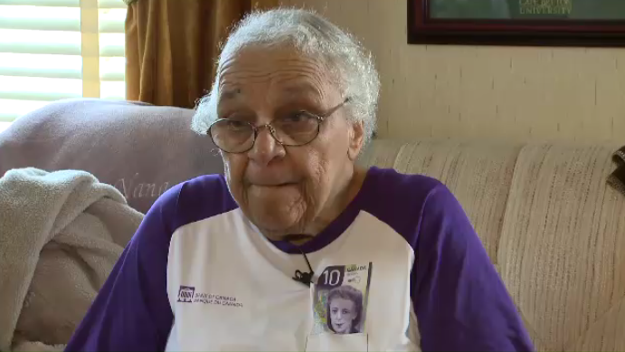 Wanda Robson is Viola Desmond's sister and she came up with the idea for the new street name.