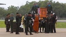 Thai cave rescue volunteer dies