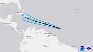Hurricane Beryl
