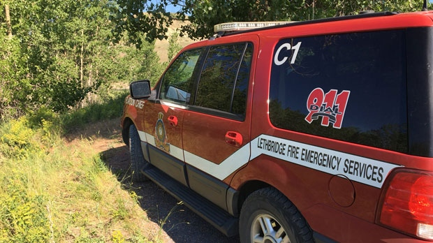 Officials say a youth was with a group of other individuals on Friday evening in the Alexander Wilderness Area.