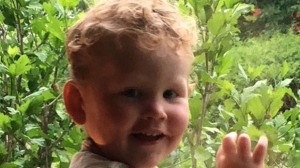 A two-year-old boy named Ryland, who went missing in Quebec's Monteregie region on July 7, 2018, was found safe the next day. (Photo: Surete du Quebec)