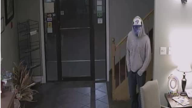PEI Robberies
