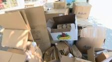 NDG recycling