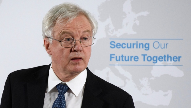 David Davis Gives His Instant Reaction As Boris Johnson Resigns