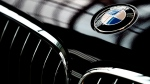 FILE - In this Wednesday, March 21, 2018 file photo the logo of German car manufacturer BMW is pictured in Munich, Germany. (AP Photo/Matthias Schrader, file)