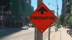 Jarvis and Dundas construction