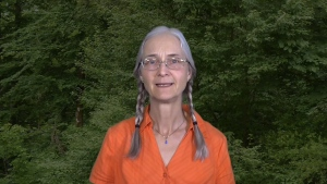 Monika Schaefer is shown in a 2016 YouTube video denying the Holocaust. A former federal Green candidate disavowed by the party after she published a self-made video denying the Holocaust is on trial in Germany for incitement of hatred. THE CANADIAN PRESS/HO - YouTube