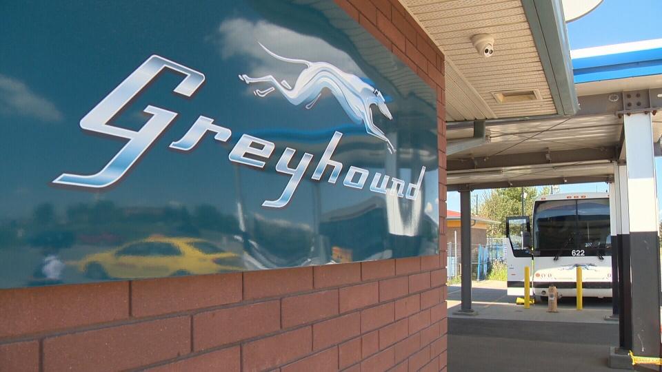 Lloydminster Greyhound