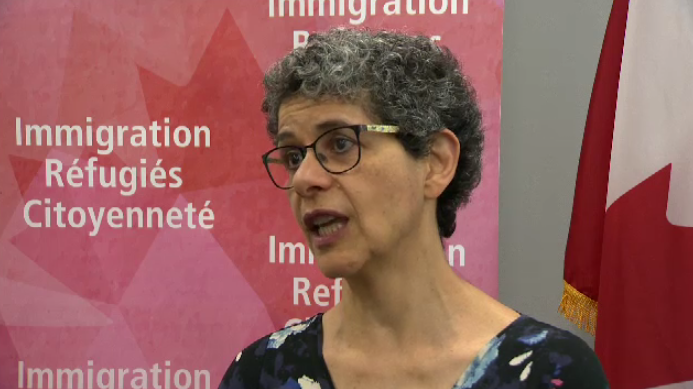 Nabiha Atallah is the manager of communications and research for the Immigrant Services Association of Nova Scotia. She thinks the region could increase the number of immigrants coming here.