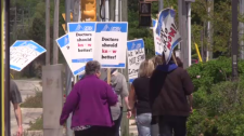 Nurses Strike
