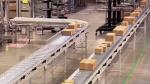 Massive new Amazon warehouse in Ottawa