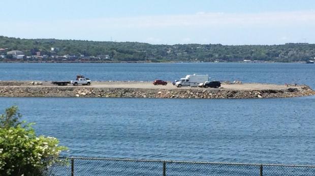 Body found in Halifax Harbour