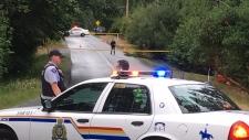 polic elands end road