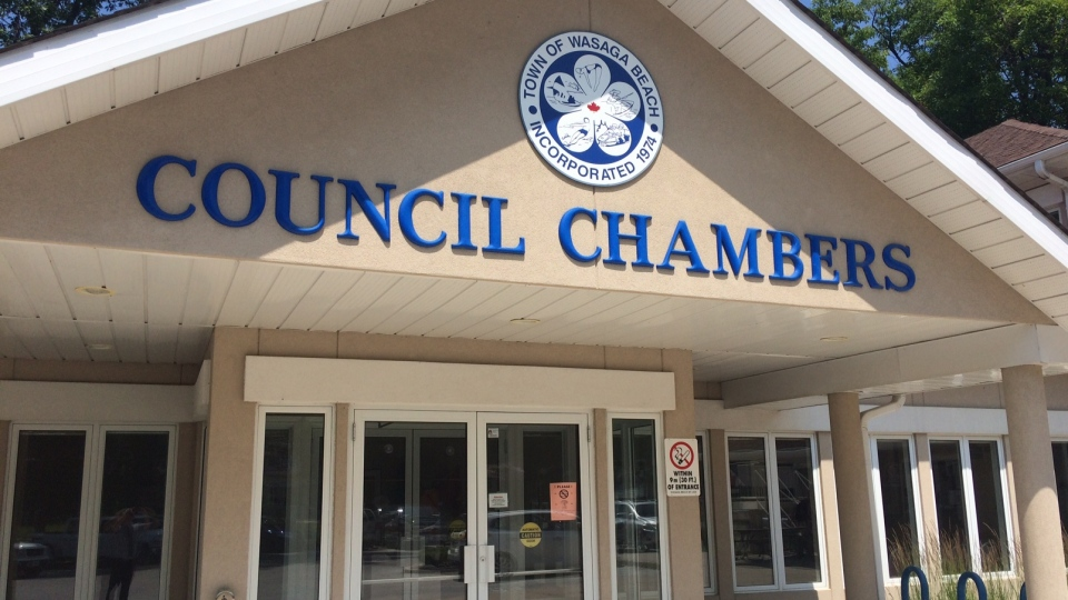 The town of Wasaga Beach paid ransom to reclaim data after the towns' computer system was hacked.