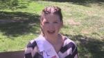 Miss Canada Globe contestant Kelsey-Rose MacDonald