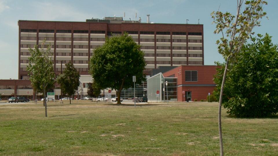 Gatineau Hospital.