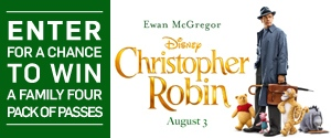 Christopher Robin Movie Premiere Rotator