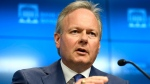 Governor of the Bank of Canada Stephen Poloz speaks during an interest rate announcement at the Bank of Canada in Ottawa on Wednesday, July 11, 2018. THE CANADIAN PRESS/Justin Tang