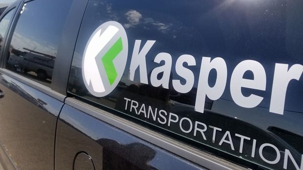 Kasper Transportation logo